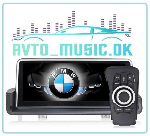 Автомагнитола BMW 3 series Е90, Е91, Е92, ANDROID, USB, GPS