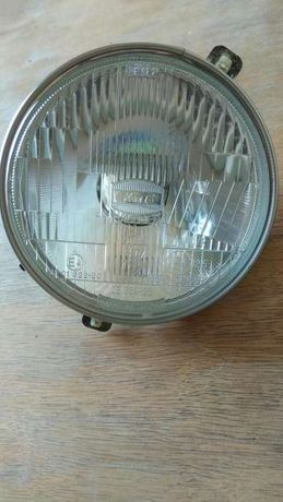 Triumph Tiger óptica de farol