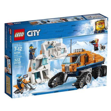 LEGO CITY 60194 - Arktyczna Terenówka Zwiadowcza - NOWY zestaw !!!