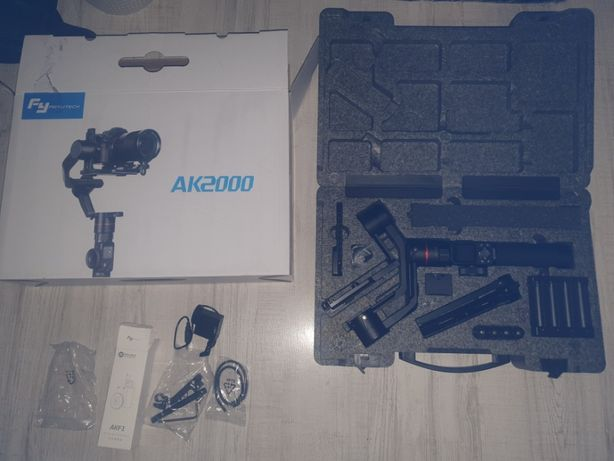 Gimbal Feyiu Tech AK2000 + Follow Focus