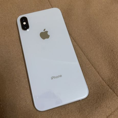 iPhone xs 256Gb neverlock silver