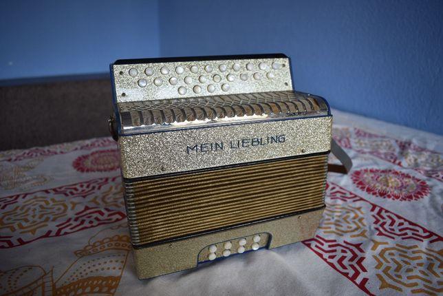 Vendo Mini Concertina Mein Liebling