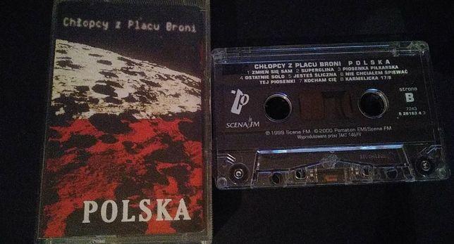 Chłopcy Z Placu Broni – Polska, 2000, KASETA MAGNETOFONOWA