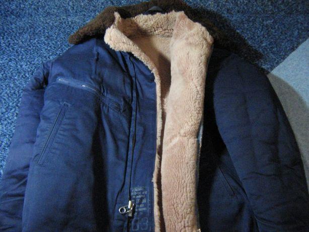 Продам лётную меховую куртку ВВС СССР
