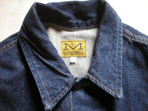 Джинсовая куртка нов. Maverick, М, 52
