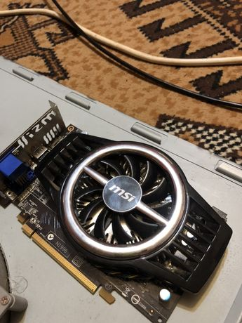 AMD Radeon HD 5700 1Gb