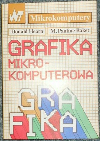 Grafika mikrokomputerowa - Hearn, Baker
