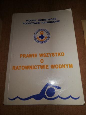 Prawie wszystko o ratownictwie wodnym