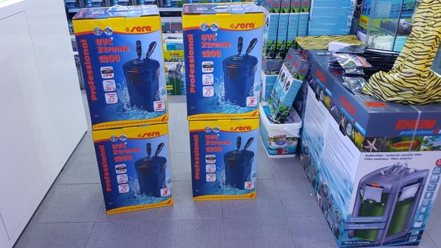 Filtro para aquario Sera UVC-Xtreme 1200
