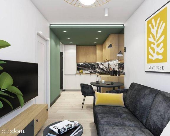 Nowe mieszkanie 2-pokojowe z balkonem