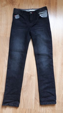 Spodnie jeansowe 134/140cm (nr 23)