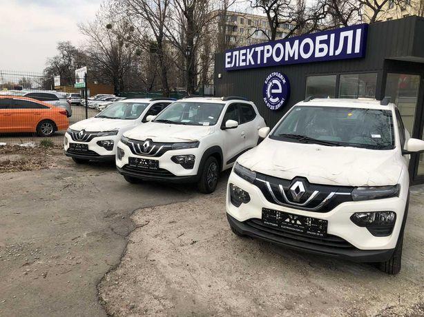 Renault K-ZE 2020 New Электромобиль (Рено К-ЗЕ)