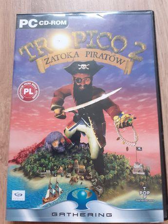 Tropico 2 Zatoka Piratów oryginalna gra dla kolekcjonera 2 CD