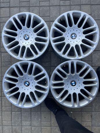 Диски легкосплавные титановые 5/120 ET47 8J17H2 ЦО73 BMW.