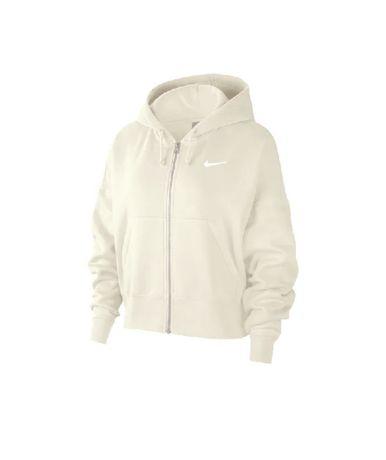 Толстовка женская Nike Wmns NSW Full Zip Fleece Trend CK1505-113