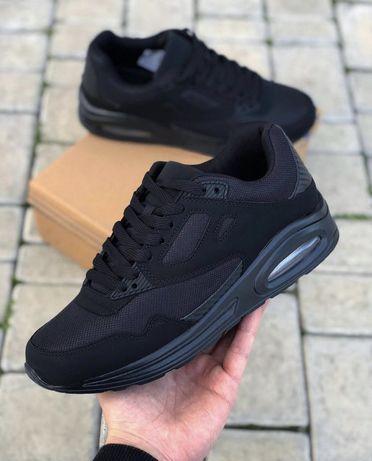 Распродажа Мужские Кроссовки под Nike Air Max 720 (40-45 black) киев