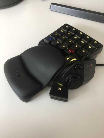 Razer Tartarus Pro Gaming Keypad com Analog-Optical Key Switches