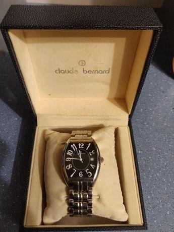 Швейцарские часы Claude Bernard 70120 с коробкой