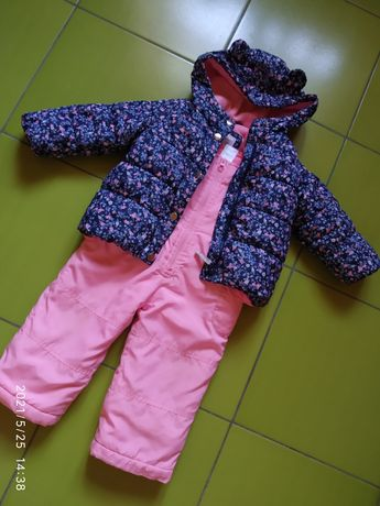Зимний костюм Carter's