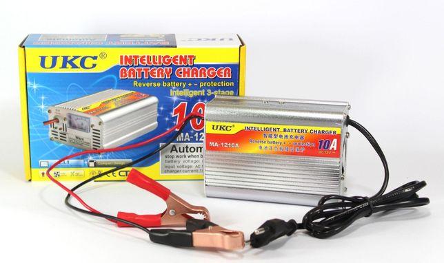 Зарядное устройство для автомобильных аккумуляторов 12V, 10A, MA-1210A