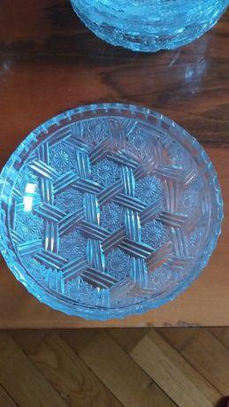 Kryształowe miseczki