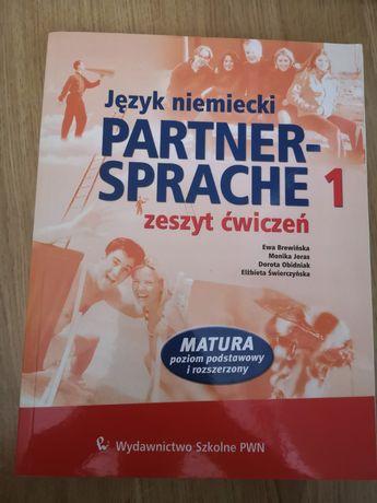 Partner-Sprache niemiecki ćwiczenia