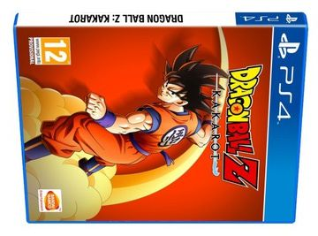 Dragon Ball Z Kakarot ps4, gra w folii, sklep Tychy