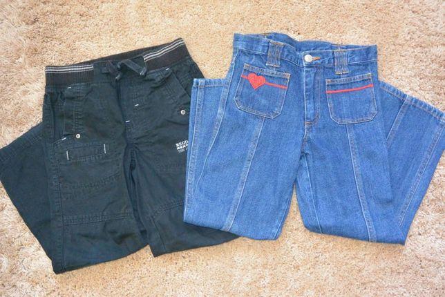 2szt. spodni r.122 dla dziewczynki 7-8 lat :)