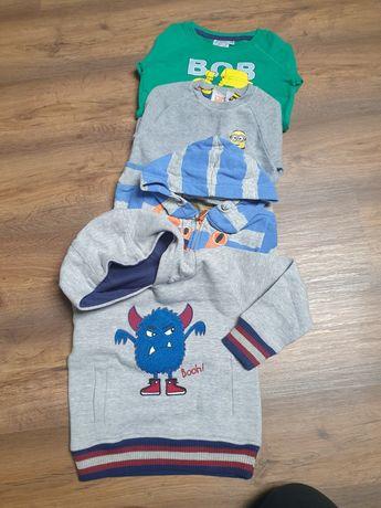 Bluzy i swetry chłopięce