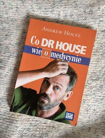 """Książka """"Co dr House wie o medycynie"""""""