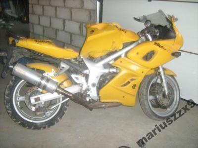 Suzuki sv 650 rama