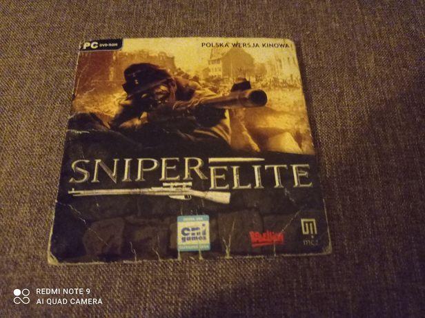 Sniper Elite na pc