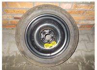 koło dojazdowe zapasówka ROVER MG 5x100 4x16 et25