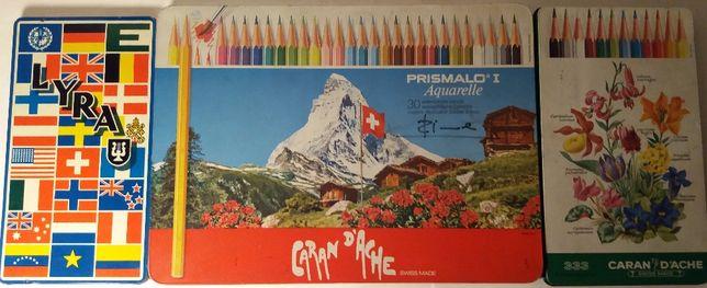 Lápis de cor - 3 caixas