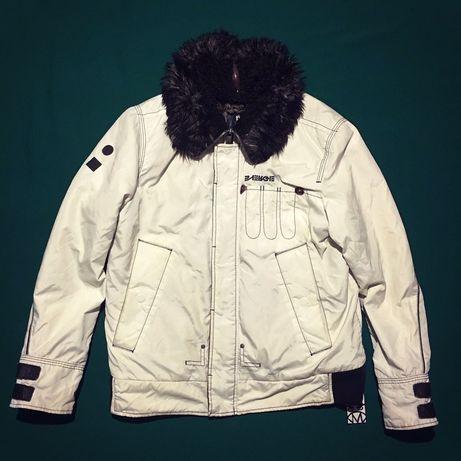 Куртка Пилот На Меху Energie Flight Jacket Оригинал