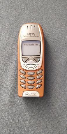 Nokia 6310i Mercedes Benz limitowana edycja jak nowa plus uchwyt Nokia