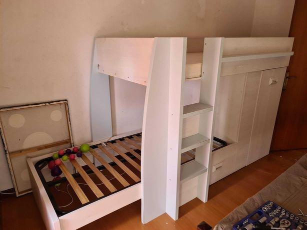 Mobilia 2 camas de solteiro
