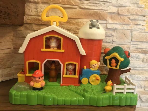Домик ферма kiddieland