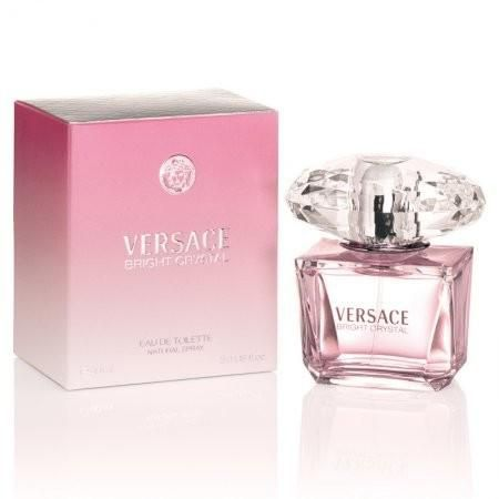 Perfumy Versace bright crystal 90 ml