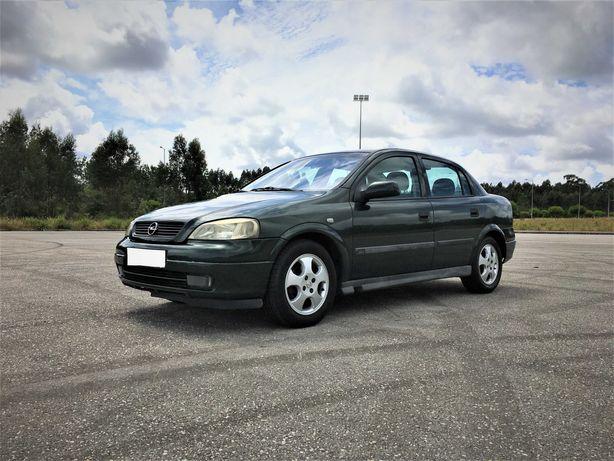 Opel Astra 1.7 DTi Club