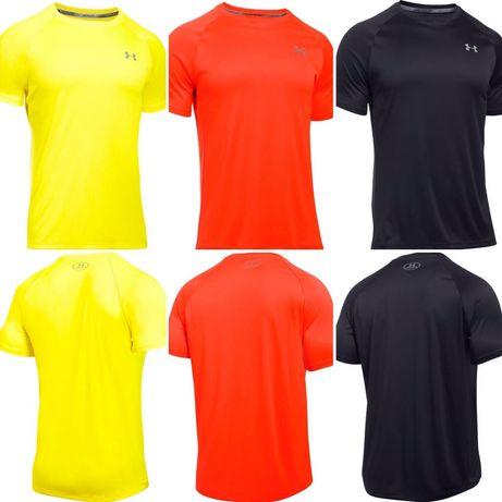 Koszulka Techniczna Under Armour HeatGear® Run Fitted L Nowa