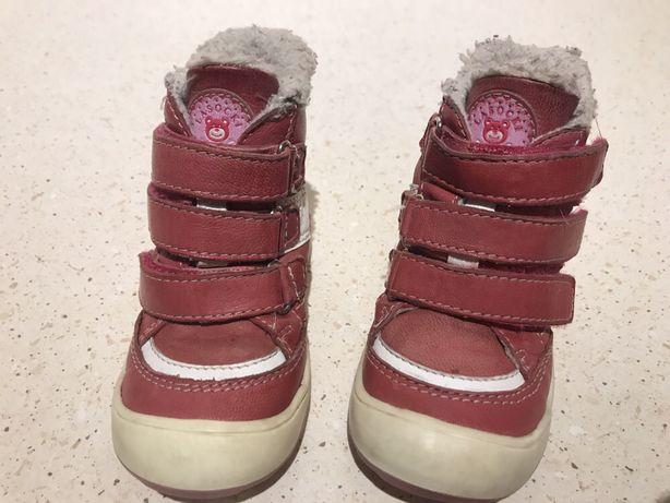kozaki kozaczki zima buty na zimę CCC Lasocki roz.21