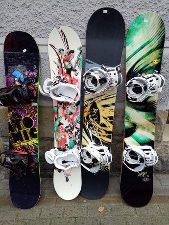 Deska snowboardowa Atomic, Apo, Hammer