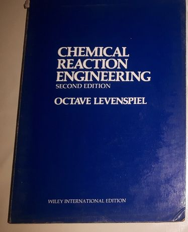 Eng Quimica - Chemical Reaction Engineering