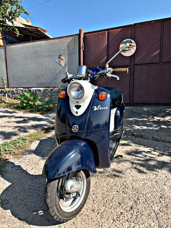 Продам Yamaha Vino (не Jog,ямаха,мопед,скутер)