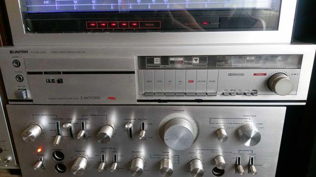 magnetofon kasetowy szuflada mds432