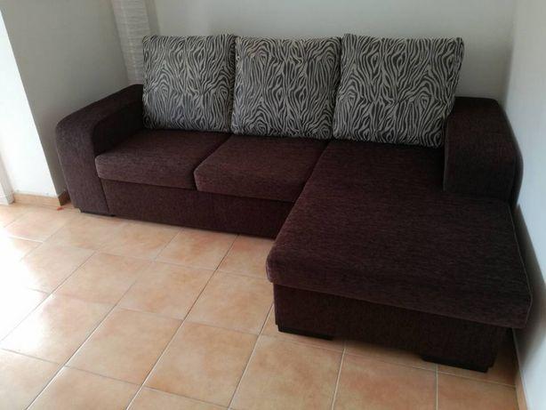 Sofá Redondela com 230 cm, novo de fábrica