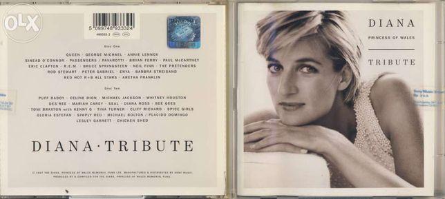 Diana - Tribute 2 Cd