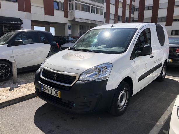 Carrinha Peugeot Patner