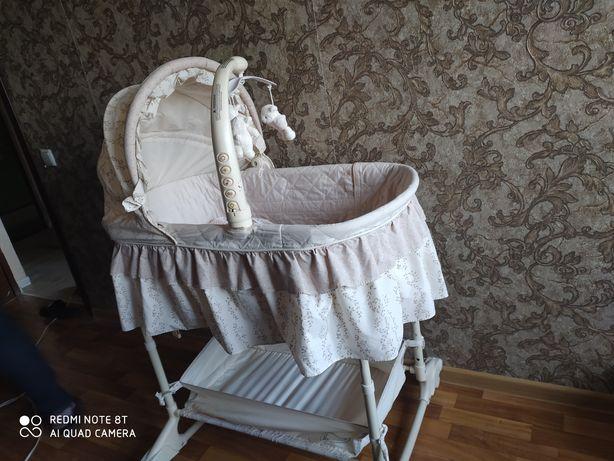 Люлька-колыбелька для новорожденных